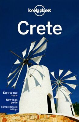 Crete (Lonely Planet Country & Regional Guides) (Trav... By Andrea Schulte-Peeve • 5.99£