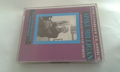 Spike Milligan A Collection Of Spikes Emi Comedy Classics  • 2.90£