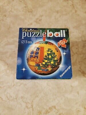 $17.99 • Buy Christmas Puzzle Ball Ravensburger New In Box