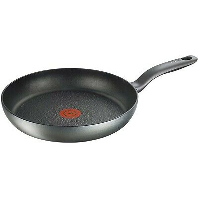 Tefal 24cm Black Titanium+ Excellence Thermo-Spot Non-Stick Frying Pan Frypan • 24.95£