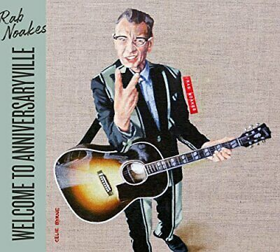 £6.83 • Buy Rab Noakes - Welcome To Anniversaryville - Rab Noakes CD W7VG The Cheap Fast The