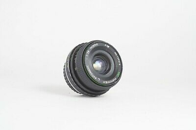 Hanimex MC Automatic 28mm F2.8 Prime Wide Angle Lens In Pentax PK Mount • 25£