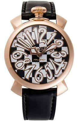 GaGà Milano Limited Edition Watch Manuale 40mm Rose Gold Plated Stainless Steel • 389£