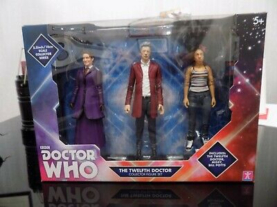 £24.95 • Buy 2012 DR WHO   THE 12 Th DOCTOR COLLECTOR SET   UNOPENED, UK FREEPOST