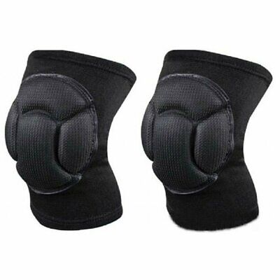 1 Pair Professional Knee Pads Construction Comfort Leg Protectors Work Safety UK • 9.89£