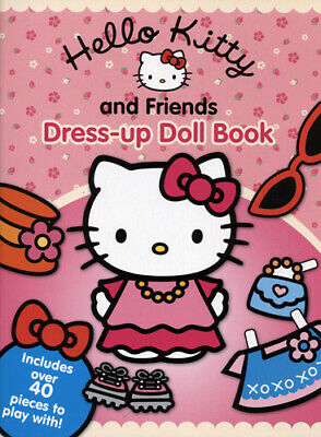 £4.23 • Buy Hello Kitty And Friends: Dress-up Doll Book