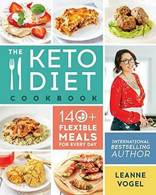 $14.20 • Buy The Keto Diet Cookbook Vogel, Leanne