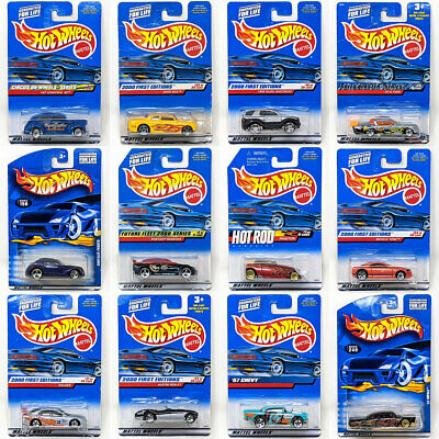 $ CDN3.95 • Buy HOT WHEELS 2000 MAINLINE NEW UNOPENED - Pick And Choose!! - UPDATED 9/23/20