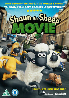 Shaun The Sheep The Movie DVD New & Sealed  • 2.49£