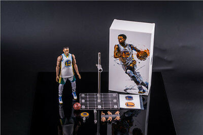 $47.89 • Buy NBA Collection Stephen Curry Motion Masterpiece 1/9 Scale Action Figure In Box