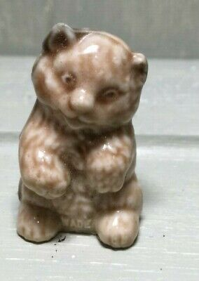 £5.99 • Buy 4 X WADE WHIMSIES 1 KITTENVintage 3 X Squirrel Whimsies Squirrel Figure X 3