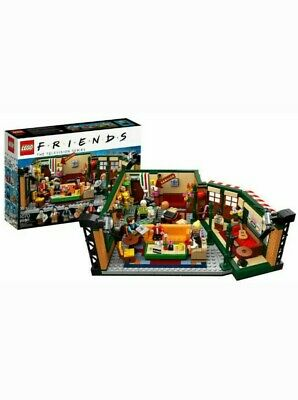 $114.95 • Buy New Sealed LEGO Friends Central Perk 21319 Authentic. Brand New FREE SHIPPING