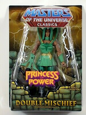 $15.99 • Buy *DAMAGED PACKAGE* Masters Of The Universe Classics DOUBLE MISCHIEF MOTU Trouble