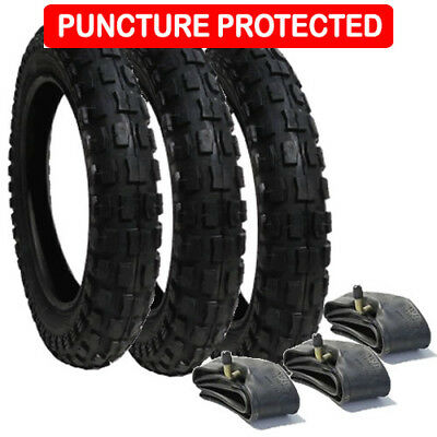 £39.95 • Buy Quinny Freestyle Heavy Duty Puncture Resistant Tyre And Inner Tube Set - NEW
