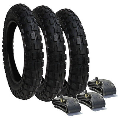 £34.95 • Buy Set Of Heavy Duty Tyres & Tubes For Quinny Freestyle  Pushchairs 12 1/2 X 2 1/4
