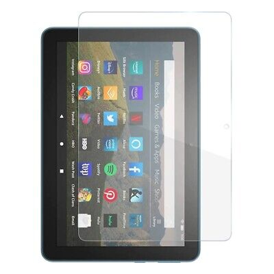 For AMAZON Fire HD 8 Plus Tablet (2020) Tempered Glass Screen Protector  • 4.49£