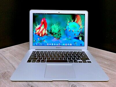 $589 • Buy Apple MacBook Air 13 Laptop / 2.7GHZ Core I5 / SSD / OS2017 / 3 YEAR WARRANTY
