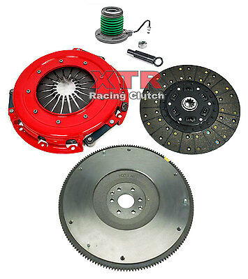 $317.82 • Buy Xtr Stage 2 Clutch Kit & Hd Flywheel 2005-2010 Ford Mustang Gt Shelby Gt 4.6l V8