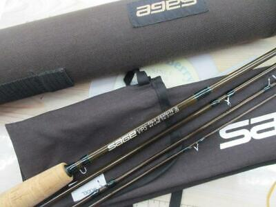 $269.99 • Buy SAGE GRAPHITE Ⅲ 476-4 VPS #4 7'6   Fly Rod Fishing From JP