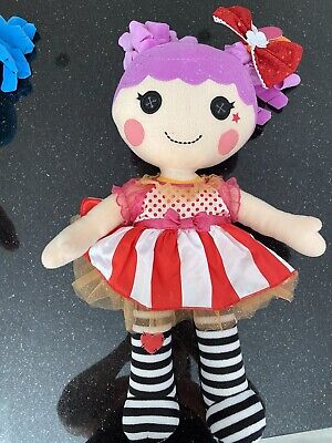 """£10 • Buy Large (56cm) Lalaloopsy """"Peanut Big Top"""" Plush Doll From Build-A-Bear Workshop"""