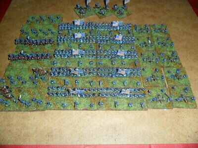 Painting Service 6mm Baccus. ACW Army Pack. • 145£