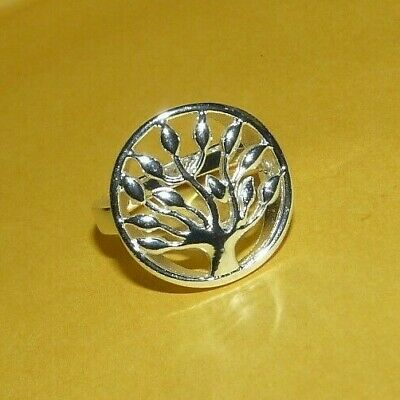 $8.99 • Buy ~designer~ Charles~winston ~sterling~silver~ Tree Of Life ~ring~size~9~signed~