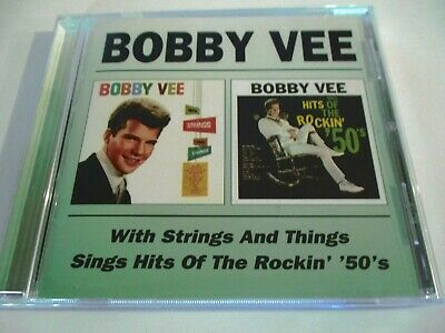 $4.99 • Buy Bobby Vee / With Strings And Things - Sings Hits Of The Rockin' 50s IMPORT NICE!