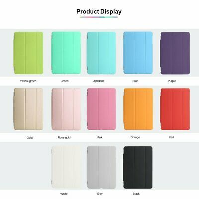 AU12.93 • Buy Smart Cover Case Magnetic Slim Leather For NEW IPad 5 4 3 2 Mini Air Pro9.7/10.5