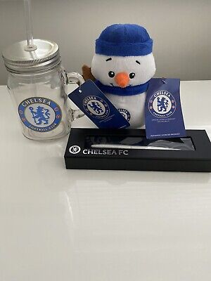 Chelsea FC Official Football Gift Accessories Set • 17£