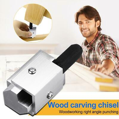 £7.46 • Buy WooWood Corner Chisel For Square Hinge Recesses Mortising Woodworking Router Cut