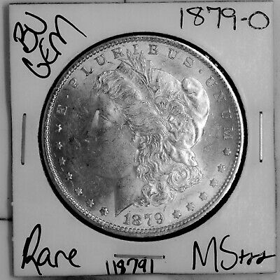 $17.29 • Buy 1879 O GEM Morgan Silver Dollar #118791 BU MS+++ UNC Coin Free Shipping