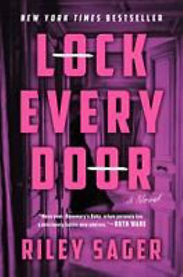 $25.67 • Buy Lock Every Door: A Novel By Sager, Riley