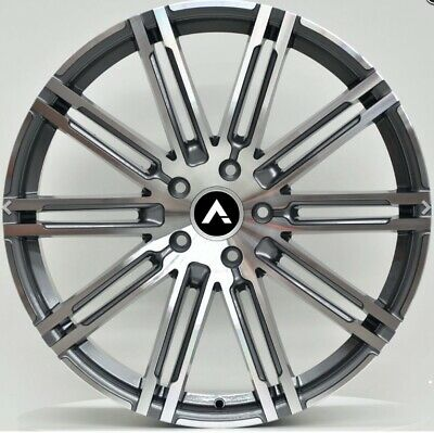 AU1990 • Buy Porsche Cayenne Fitment Mac T  22 Inch 5/130 Fitment Wheels And Tyres