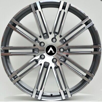 AU2499 • Buy Porsche Macan Fitment Mac T  21 Inch 5/115 Fitment Wheels And Tyres
