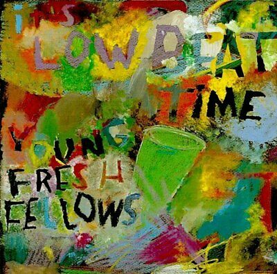 Young Fresh Fellows - It's Lowbeat Time - Young Fresh Fellows CD K9VG The Cheap • 3.49£