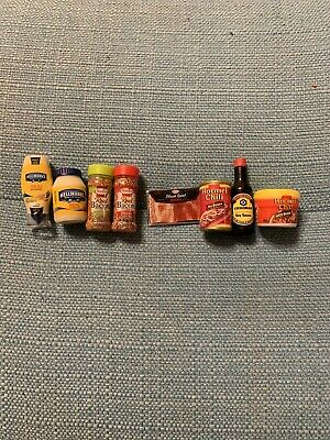 $ CDN20.14 • Buy ZURU 5 Surprise Mini Brands Lot Hormel Bacon Mayonnaise Kikkoman Soy Sauce Toys
