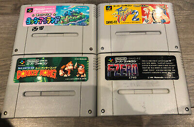 $ CDN48.95 • Buy Snes Game Lot, Moded Jap Games To Fit NTSC Consoles. Donkey Kong, Final Fight 2