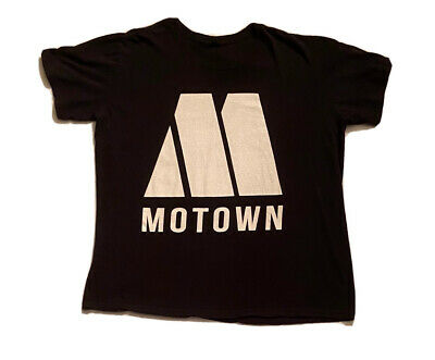 $ CDN36.53 • Buy Vintage Motown T-shirt Men's Size 2xl