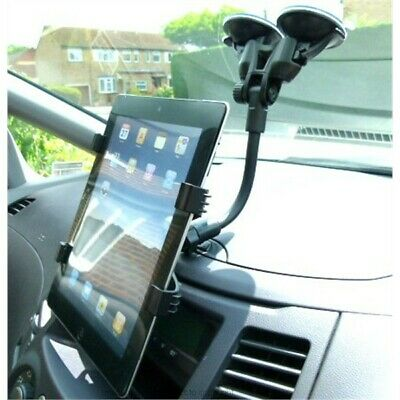 Dual Suction Cup Windscreen Mount For Apple IPad Pro 11  (2020) • 28£