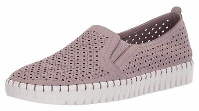NIB Skechers Women's Sepulveda Blvd A La Mode Slip-On Sneaker Lilac Size 8 • 28.96£
