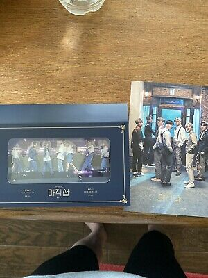 $15 • Buy BTS Official Magic Shop/5th Muster Pop-up Box And Postcard