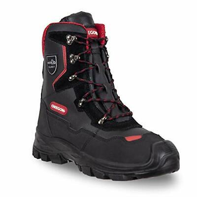 Oregon Yukon Class 1 Leather Chainsaw Protective Boot Size 11 UK (46 EU, 12 US) • 112.99£