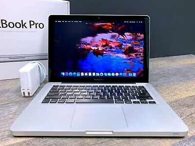 $699 • Buy Apple MacBook Pro 13 / 2.9GHz INTEL I5 TURBO / 1TB / 16GB RAM / WARRANTY OS-2017