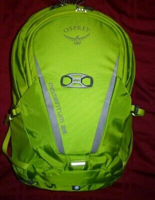 $115 • Buy Osprey Momentum 26 Commuter EDC Backpack Size Is OS  Orchard Green NWOT