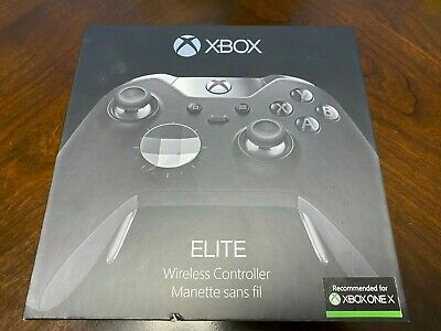 $130 • Buy Xbox One Elite Wireless Controller Model 1698 W/box, All Accessories Free S&H!