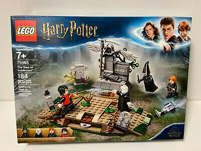$ CDN42.31 • Buy Lego Harry Potter 75965 The Rise Of Voldemort New