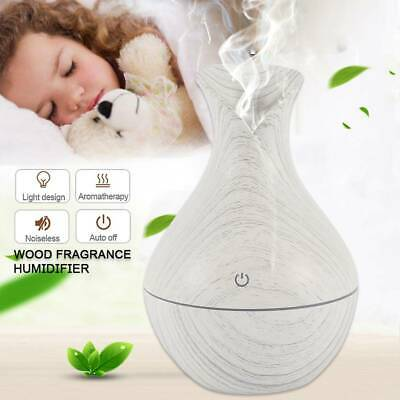 AU17.99 • Buy LED Air Diffuser Aroma Oil Humidifier Electric Light Up Bedroom Relaxing Defuser