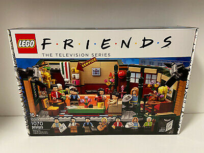$129.99 • Buy Lego Ideas Friends The Television Series 21319 Central Perk Lego 21319 NEW