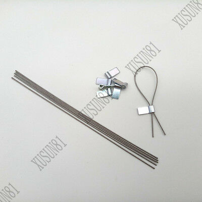 5 Meter Security Tags Security Seals For Electric Box Taxi's  Gas Uk Fast • 9.94£