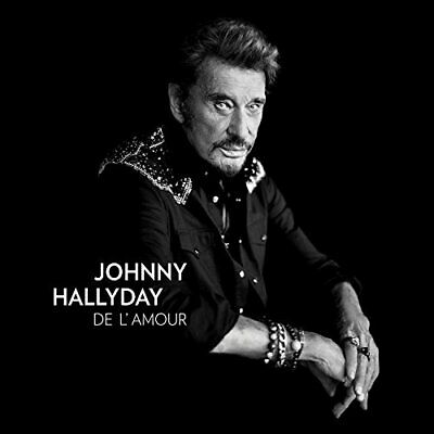 AU21.99 • Buy Johnny Hallyday - De L'amour (import) New Cd